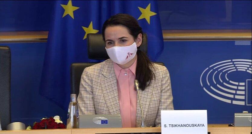 Тихановская сделала громкое заявление