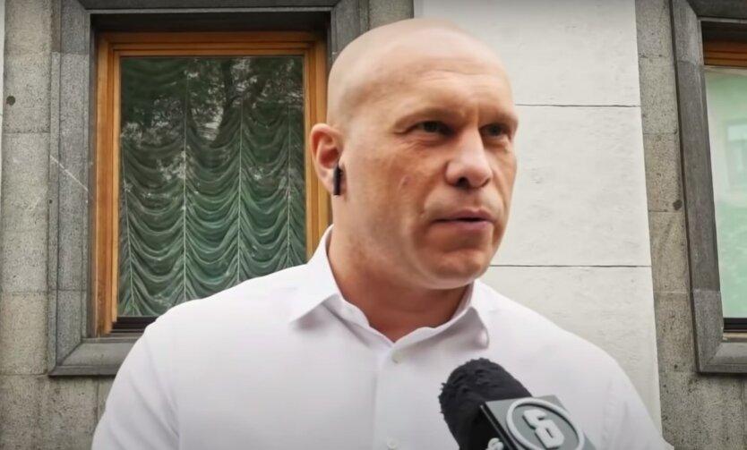 Нацкорпус заявил, что блокирует базу вооруженных боевиков
