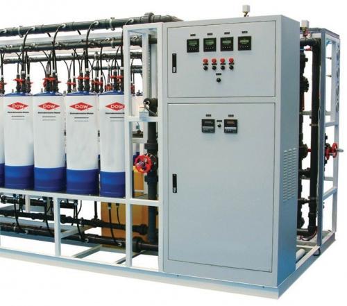 Промышленная система электродеионизации от професионалов