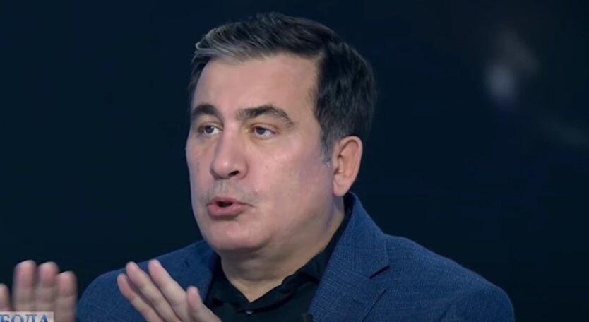 Саакашвили поразил сроками искоренения коррупции на таможне