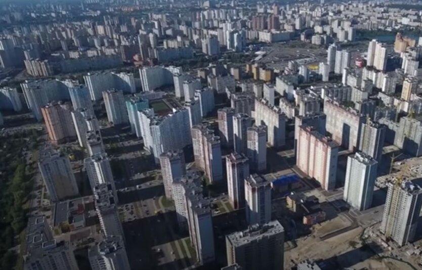 Украинцам показали цены на жилье в Киеве и пригороде на начало марта