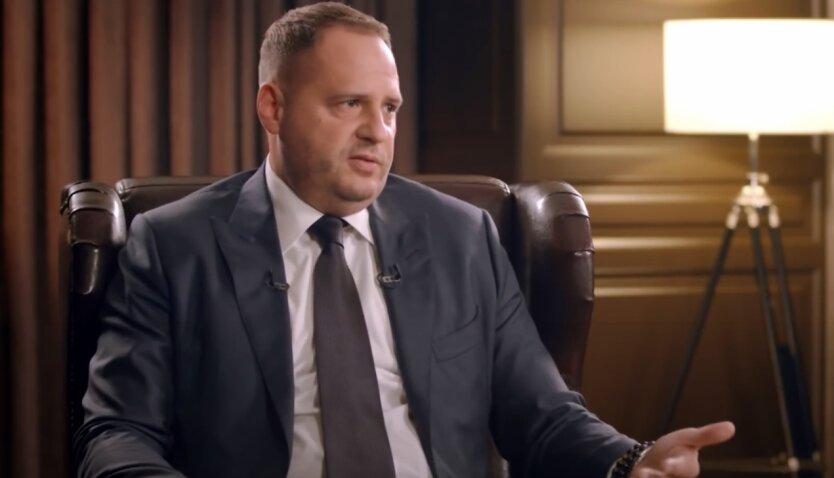 И.о. главы ГБР заявил о допросе Ермака по делу