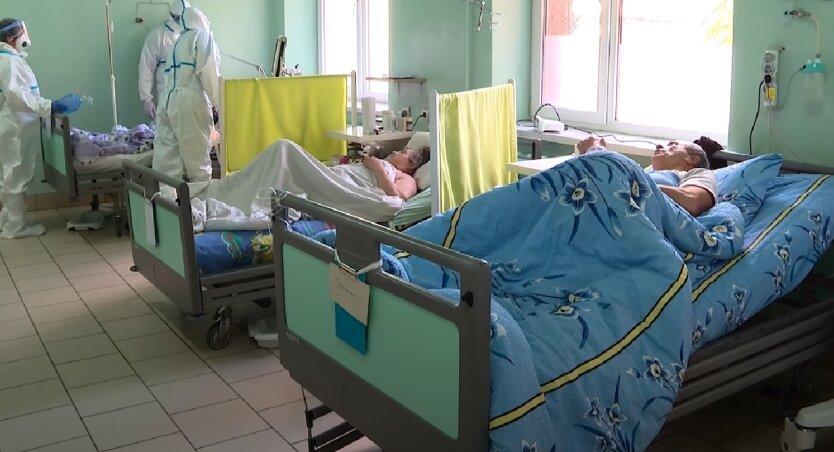 В Украине ожидается рост смертности от COVID-19