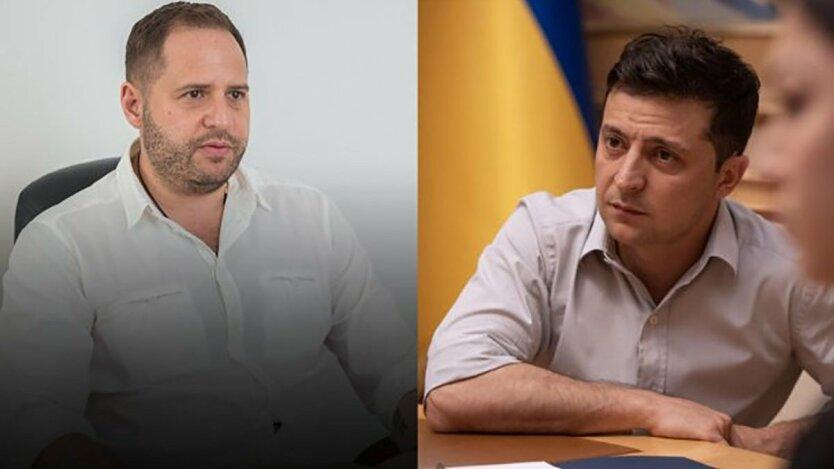 Опасная ловушка Ермака для Зеленского и Украины: дело вагнеровцев и его последствия
