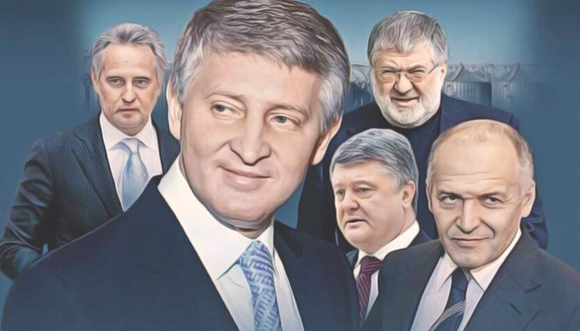 Украина в кризисе-3. Деолигархизация
