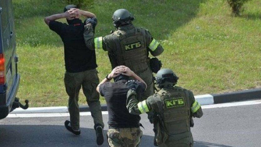 """Задержание """"вагнеровцев"""" в Беларуси"""