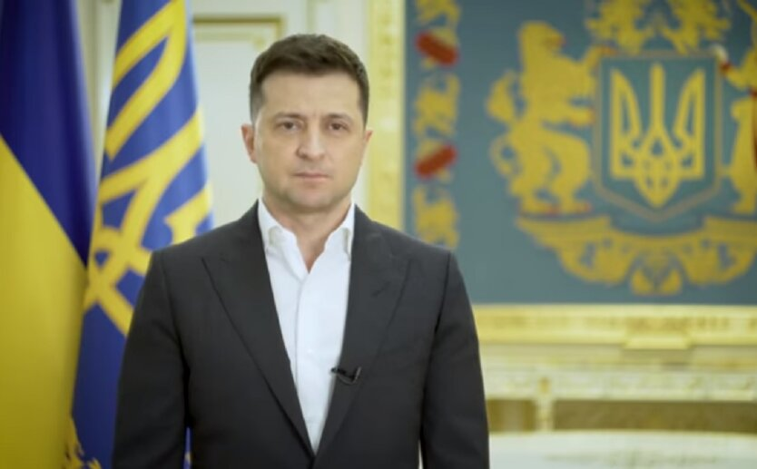 Зеленский пообещал открыть денежные счета всем украинским детям