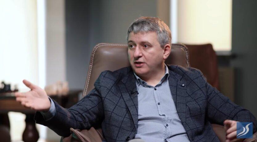 Сергей Гайдачук: Страна в процессе тяжелых родов украинского проекта