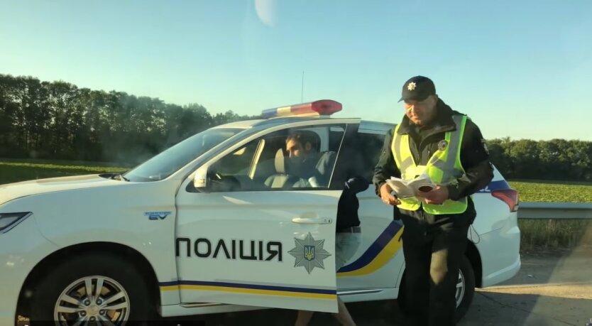 В Украине вступят в силу новые штрафы за нарушение ПДД