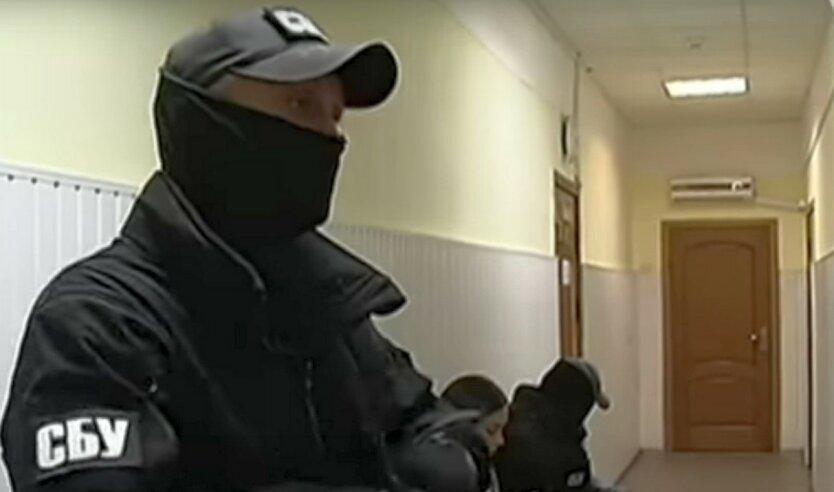 СБУ обыскала Раду, Кабмин, СНБО и МИД из-за Харьковских соглашений