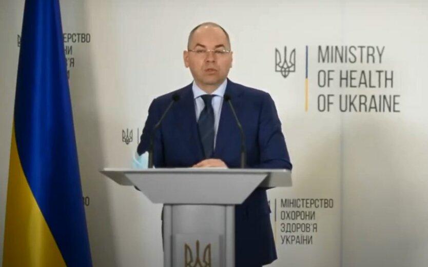 В Минздраве рассказали о судьбе китайской вакцины от коронавируса в Украине