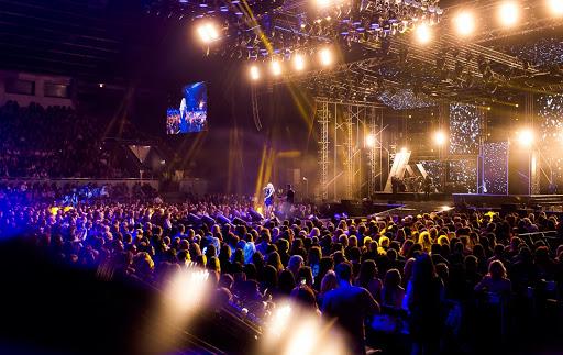 Афиша концертов Дворца Спорта в Киеве