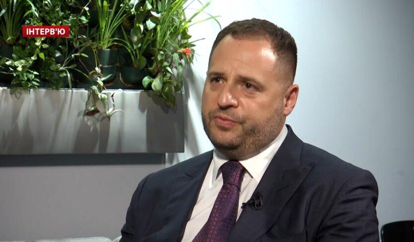 Ермак прокомментировал разговор Зеленского и Байдена