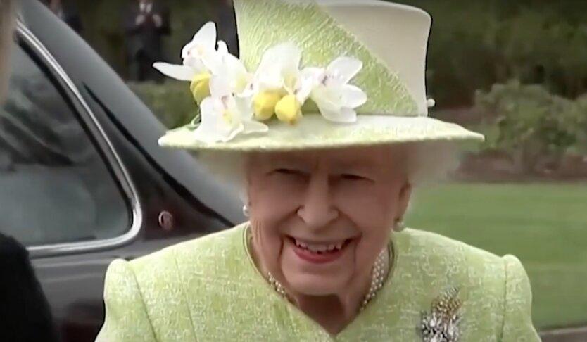 Елизавета II пошутила над Россией