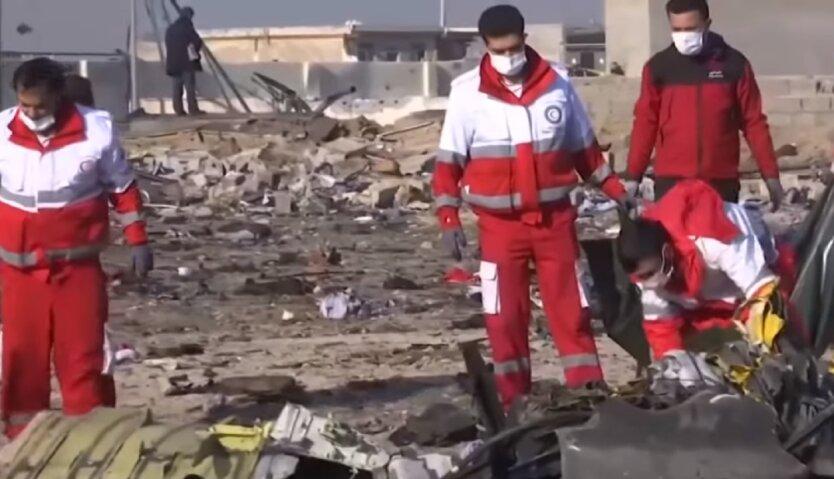 МИД обвинил Иран в манипуляции по делу авиакатастрофы под Тегераном