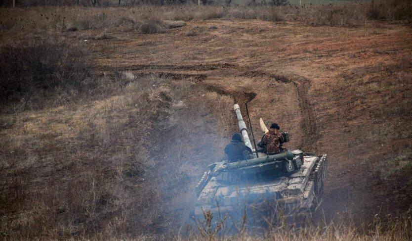 На Донбассе убили украинского воина, есть раненный