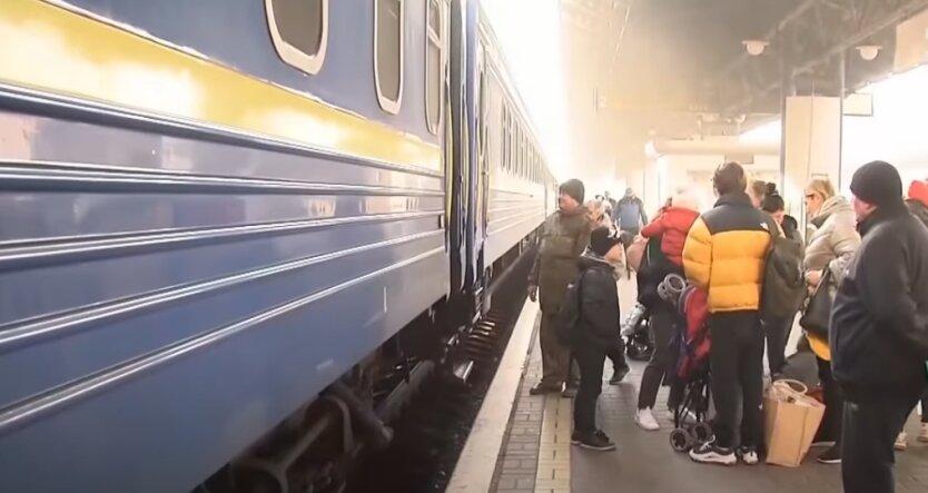 Укрзализныця восстановила курсирование отмененного поезда