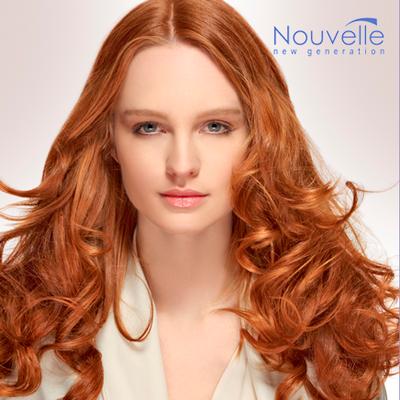 Профессиональная краска для волос «Nouvelle»