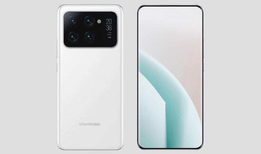В сеть слили первые фото и характеристики Xiaomi Mi 12 Ultra