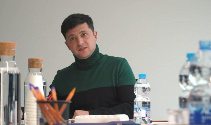 Зеленский подытожил встречу с Макроном