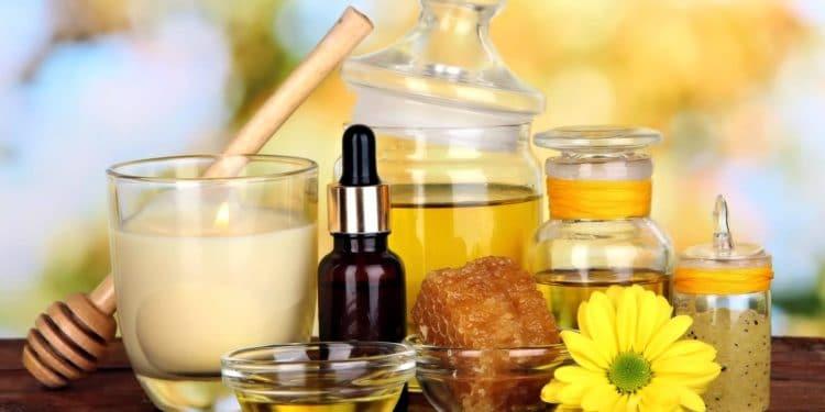 Уходовая косметика из натуральных продуктов пчеловодства