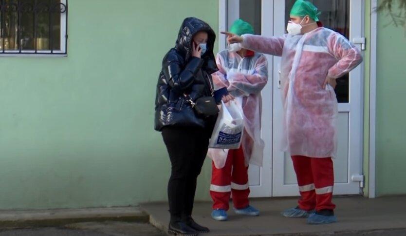 В Украине новый рекорд по количеству заболевших COVID-19