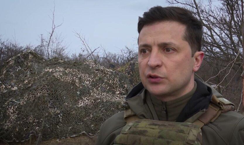 Зеленский рассказал, чего пытается добиться Путин военной эскалацией