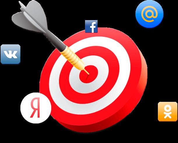 Таргетована реклама в соціальних мережах